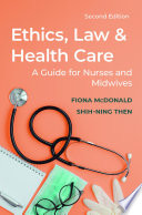 Ethics Law And Health Care