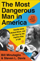 The Most Dangerous Man in America Book