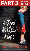 A Boy Without Hope: Part 3 of 3 Pdf/ePub eBook