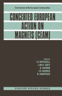 Concerted European Action on Magnets (CEAM) [Pdf/ePub] eBook