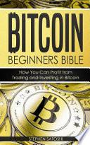 Bitcoin Beginners Bible