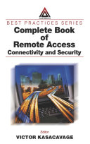 Pdf Complete Book of Remote Access Telecharger