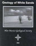 Geology of White Sands