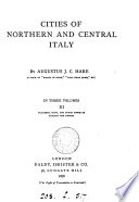 Cities of northern and central Italy Book