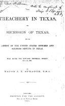 Pdf The treachery in Texas