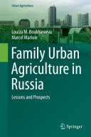Pdf Family Urban Agriculture in Russia Telecharger