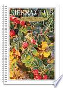 Sierra Club 2013 Engagement Calendar