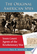 The Original American Spies Book PDF