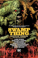 Swamp Thing: Roots of Terror Deluxe Edition Book
