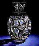 Catalogue des verreries de René Lalique