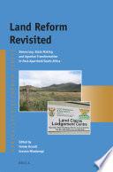 Land Reform Revisited