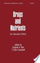 Drugs and Nutrients