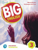 Big English AmE 2nd Edition 3 Workbook with Audio CD Pack