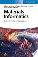 Materials Informatics