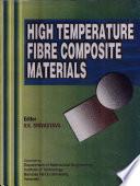 Indo-German Workshop on High Temperature Fibre Composite Materials