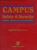 Campus Safety   Security Forms  Checklists   Guidelines