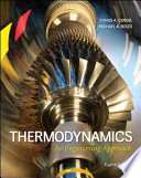 Thermodynamics: An Engineering Approach