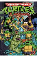 Teenage Mutant Ninja Turtles Adventures Vol  12