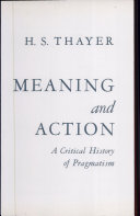 Meaning and Action