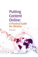 Putting Content Online Book