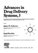 Advances in Drug Delivery Systems, 3