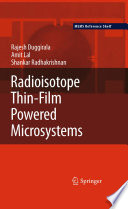 Radioisotope Thin Film Powered Microsystems