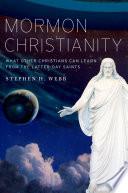 Mormon Christianity Book PDF