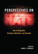 Pdf Perspectives on Hate