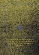 Pdf Dictionnaire de marine contenant les termes de la navigation et de l'architecture navale enrichi des figures etc Telecharger