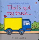 That is Not My Truck