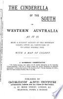 The Cinderella of the south; or, Western Australia as it is Pdf/ePub eBook