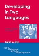 Developing in Two Languages Book