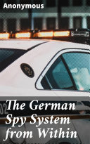 Pdf The German Spy System from Within Telecharger