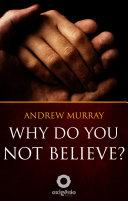 Why Do You Not Believe? Pdf/ePub eBook
