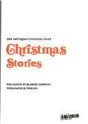 The Saturday Evening Post Christmas Stories Book PDF