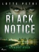 Black Notice: Episode 3 Pdf/ePub eBook