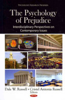 The Psychology of Prejudice Book