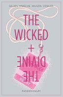 The Wicked   The Divine Vol  2  Fandemonium