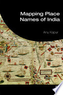Mapping Place Names Of India