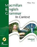 Macmillan English grammar in context. Advanced [with key, with CD-ROM]