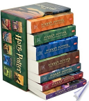 The Complete Harry Potter Collection (Books 1-7)