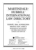 Martindale-Hubbell International Law Directory - Seite 390