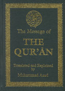 The Message of the Qura    n