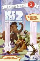 Ice Age 2 Geyser Blast  Book