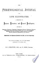 The Phrenological Journal and Science of Health Book