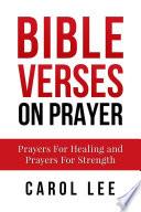 Bible Verses On Prayer