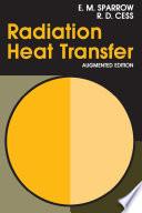 Radiation Heat Transfer  Augmented Edition
