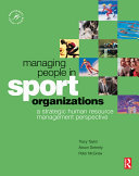 Managing People in Sport Organizations