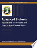 Advanced Biofuels Book