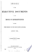 House Documents  Otherwise Publ  as Executive Documents Book
